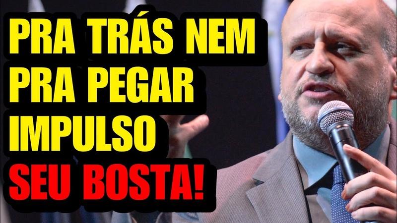 Pra trás, nem pra pegar impulso! ● Clóvis de Barros Filho