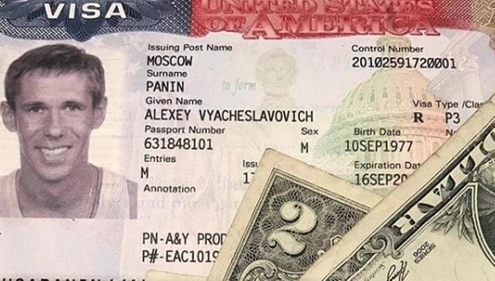 Вести Ru Скандально известный актер Панин попрощался с Россией Ненадолго