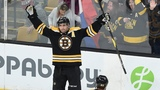 Bergeron nets PPG in overtime