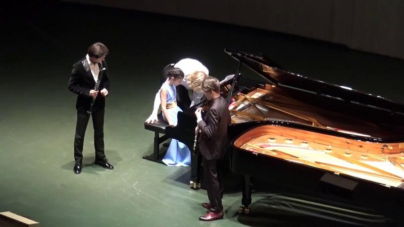 "17.10.18 A. Naziulin, T. Yakchnov A. Dovgan' at ""Crescendo"" Festival (Fragment)"