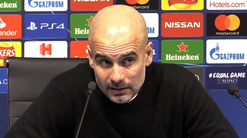 Manchester City 2-1 Hoffenheim - Pep Guardiola Full Post Match Press Conference - Champions League