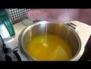 Девять литров сока из четырёх апельсинов