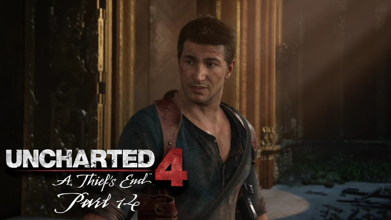 Uncharted 4 A Thief's End Walkthrough Gameplay Part 14 - Join Me In Paradise (PS4)