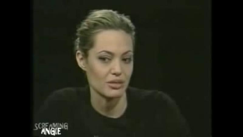 Angelina Jolie Interview 1999 Girl Interrupted