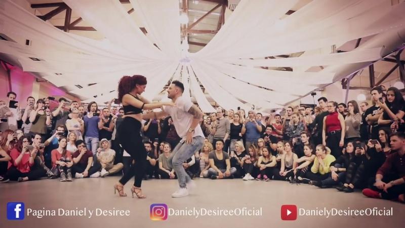 Daniel y Desirée - Como es posible - Oxu Brey - DJ Khalid