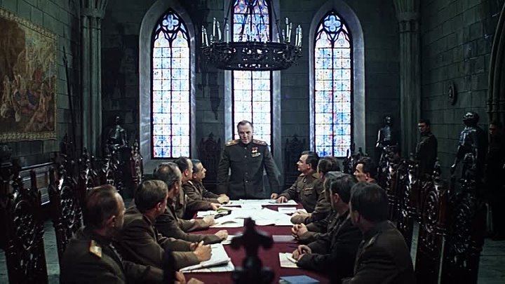 10 Освобождение Фильм четвертый Битва за Берлин 1971 год