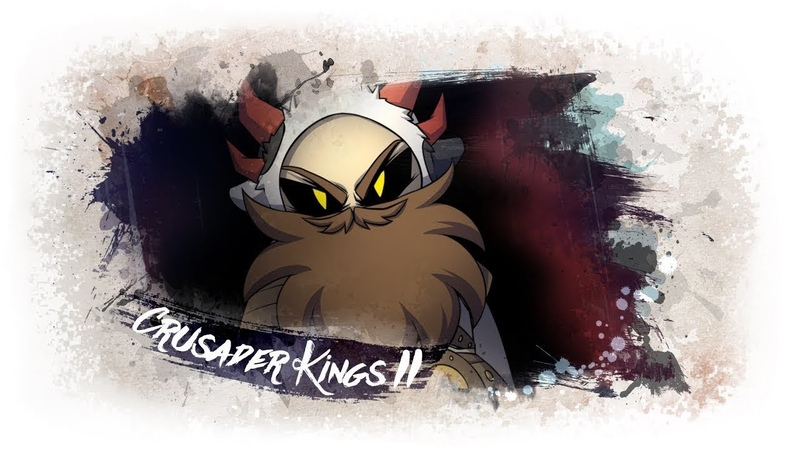 Crusader Kings 2 - Пятьдесят оттенков Варварства