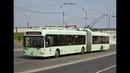 Троллейбус Минска БКМ-333, борт.№ 3650, марш.53 (09.12.2018)
