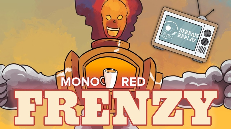 Non-Budget Mono-Red Frenzy in Modern