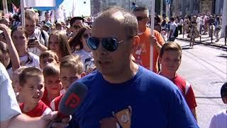 Кубок «НОВАТЭК» – «Шаг к большому футболу!» презентован в День города Костромы
