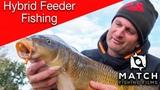 Steve Ringer's Winter Hybrid Feeder Fishing Tips