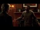 Клан Сопрано S04E07 08 Зелман приходит к Морису и заставляет его выгнать шайку накроманов из покупных домов