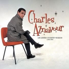 Charles Aznavour альбом Best of les années Ducretet Thomson