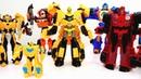 Robôs transformers. Brinquedos transformers. Review em Português.
