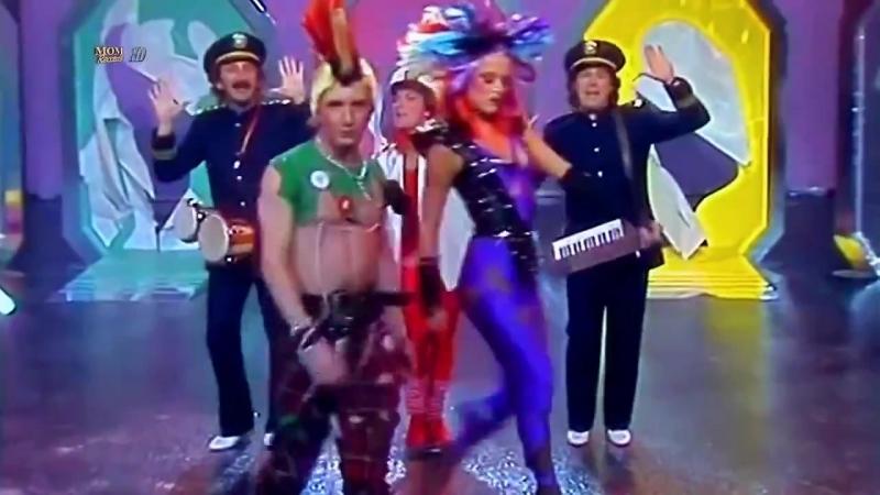 Ricchi e Poveri - Voulez Vous Danser (1983).HD