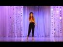 Дмитрук Алина Буги Вуги Международный конкурс Фестиваль Адмиралтейская звезда 16 03 18