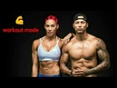 Monster Workout Of Michael Vazquez And Hannah Eden !! Workout Mode