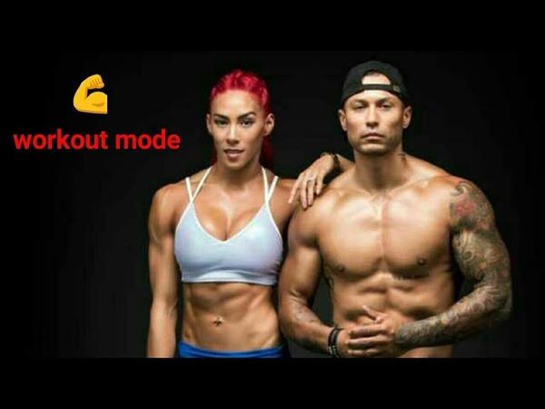 Monster Workout Of Michael Vazquez And Hannah Eden Workout Mode