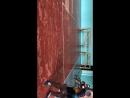 Глазовский фанлейн клуба Берн Live