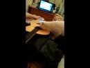 Пуся и гитара