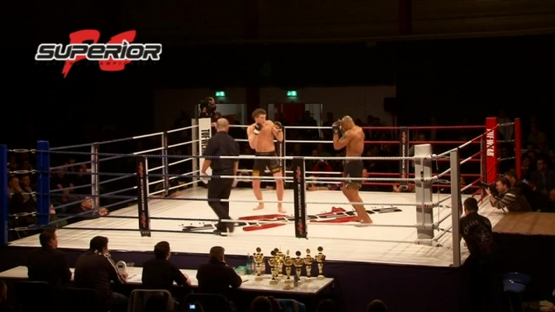 03 - Yoel Romero vs Nikita Petrovs [Superior FC - MMA Fight Night] (5 March 2011)