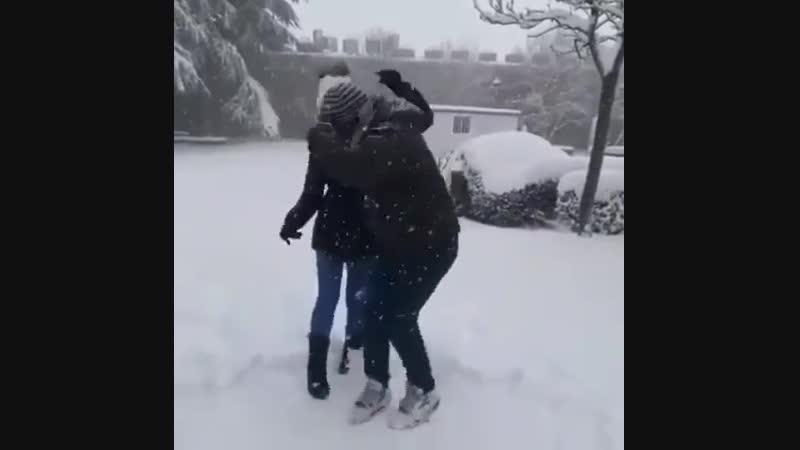 Зимняя Сальса