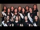 Финалистки конкурса красоты «Мисс ЕНУ 2018» приглашают на матч «Астана» - «Кайрат»