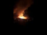 В Бийске горит жилой дом 16.04.2018 район 41 школы
