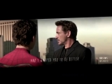 avengers infinity war x tony stark x peter parker