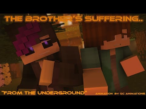 From the Underground Song by Episound FNAF Minecraft Animations The Last Soul Part 1