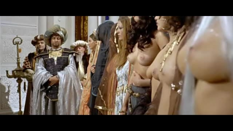 1972 - Тысяча и одна ночь удовольствий / Finalmente... le mille e una notte (sub)