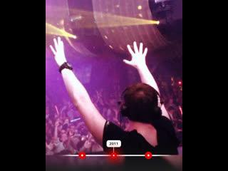 Hardwell live at marquee nightclub 2011