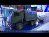 Выставка новейшего вооружения открылась в Астане