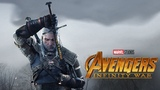 The Witcher 3 Wild Hunt Trailer - (Avengers Infinity War Style)