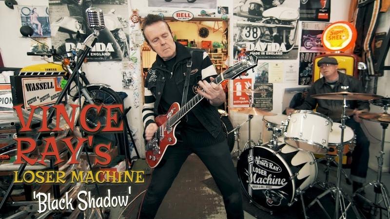 'Black Shadow' Vince Ray's Loser Machine (bopflix sessions) BOPFLIX