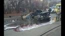 Жуткая авария в Казани на Голубятникова