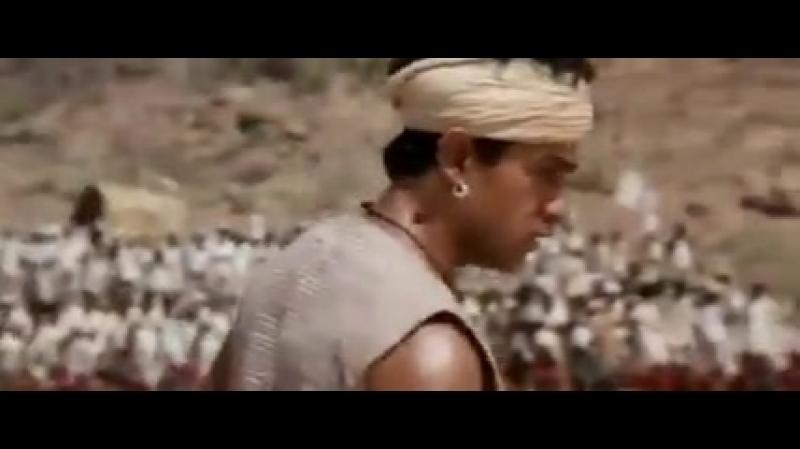 Лагаан_ Однажды в Индии Lagaan_ Once Upon a Time in India (2001)@