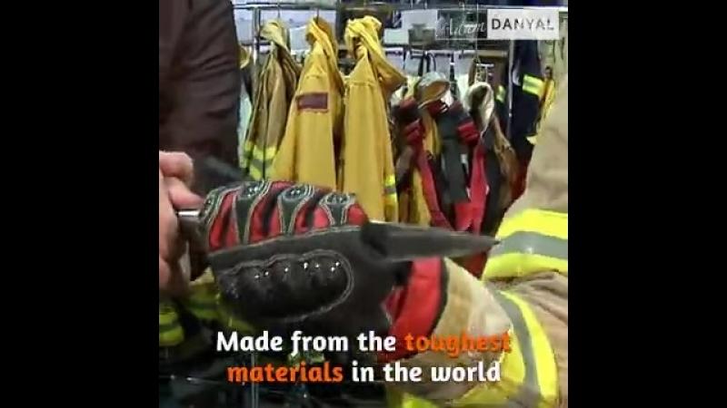 Высокопрочные перчатки для спасателей SchmitzMittz