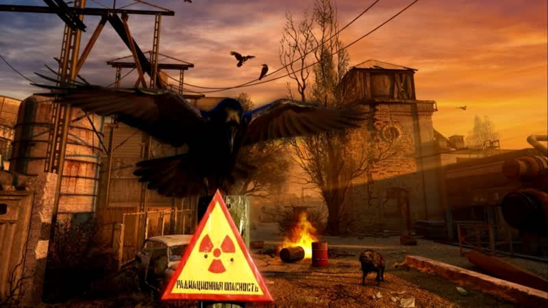 S.T.A.L.K.E.R.: Тень Чернобыля [ R.M.A. Atmospheric Addon 3.0]