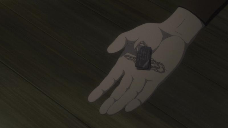 [AniDub] 07 серия - Би: Начало / B: The Beginning