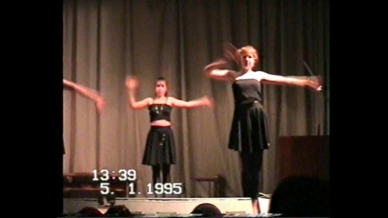 1995- подростковый клуб Микунь