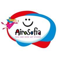 Логотип AiroSofia / Аквагрим Ижевск