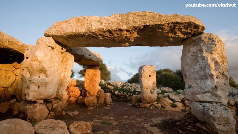 Amazing Megaliths of Menorca Archaeological site