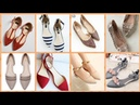 Top 40 best selling shoes collection 2019 ankle strap flate pumps collection