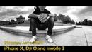 IPhone x, DJI Osmo mobile 2. Прогулка по Москве.