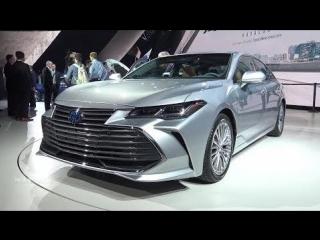 2019 Toyota Avalon Limited Hybrid- Exterior And Interior Walkaround