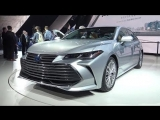 2019 Toyota Avalon Limited Hybrid- Exterior And Interior Walkaround