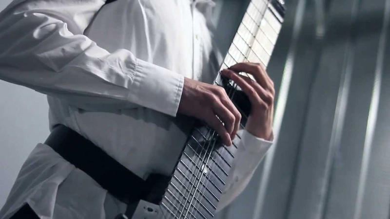 Nima Collective In Time featuring Nima Rezai on Chapman Stick synths