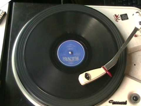CHLOE by Bill Doggett on King label 78 rpm record from 1957