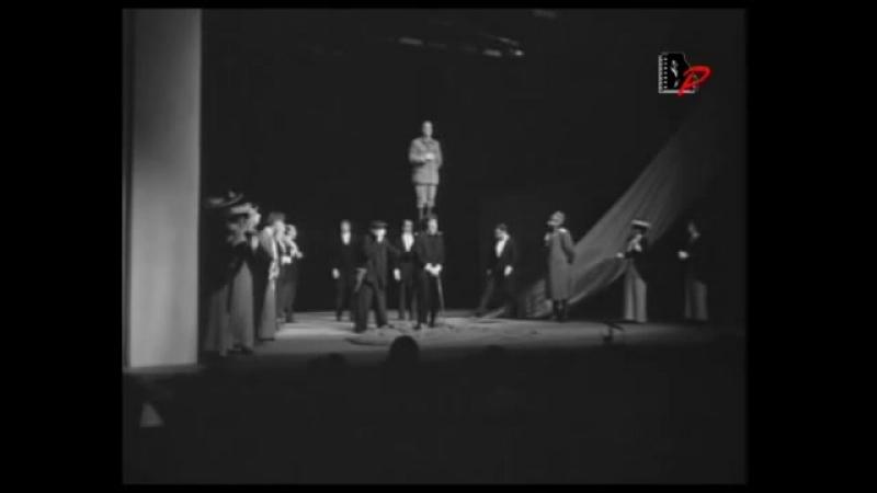 Про выстрелы в потолок фрагмент спектакля «Десять дней, которые потрясли мир»